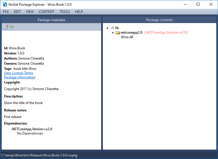 How to publish your own Nuget Package - Day 12 - 24 days of